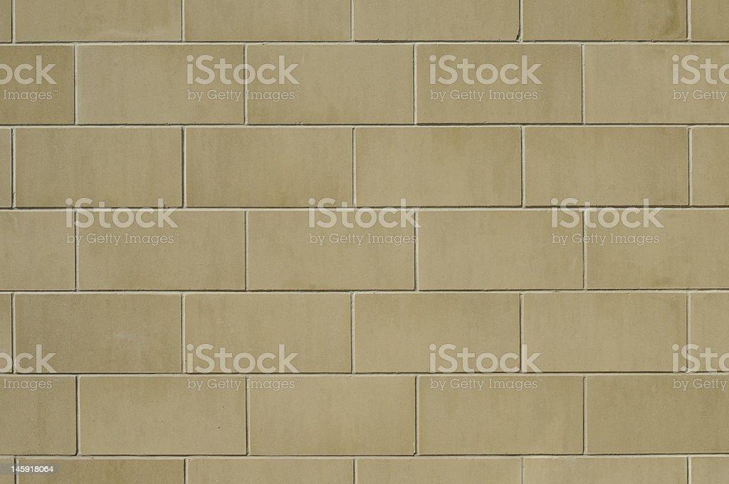Stone block wall royalty-free stock photo
