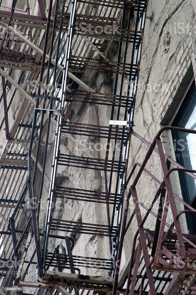 Stone Building stock photo