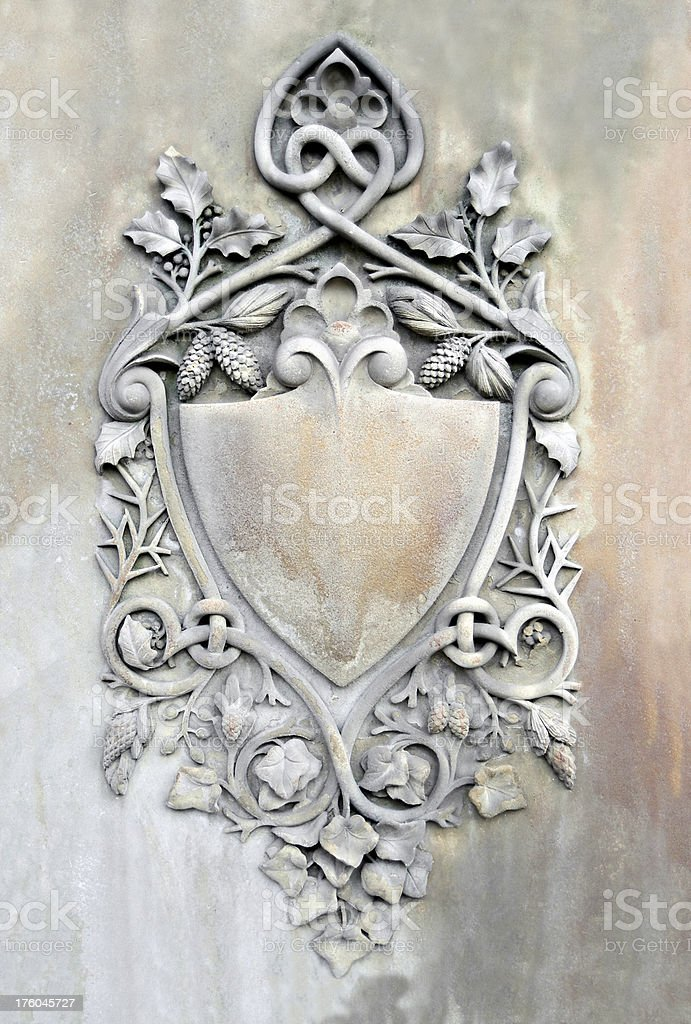 Stone carving royalty-free stock photo