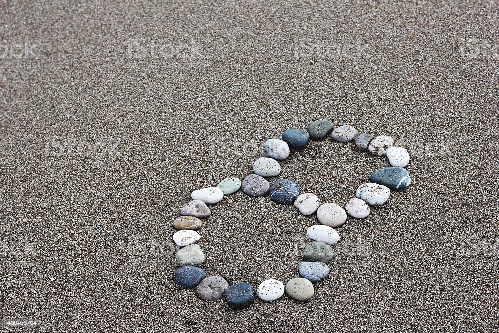 Камень восемь Стоковые фото Стоковая фотография