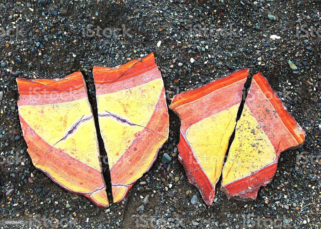 stone visage ! photo libre de droits
