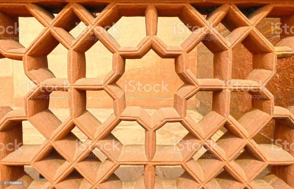Stone Fence royalty-free stock photo