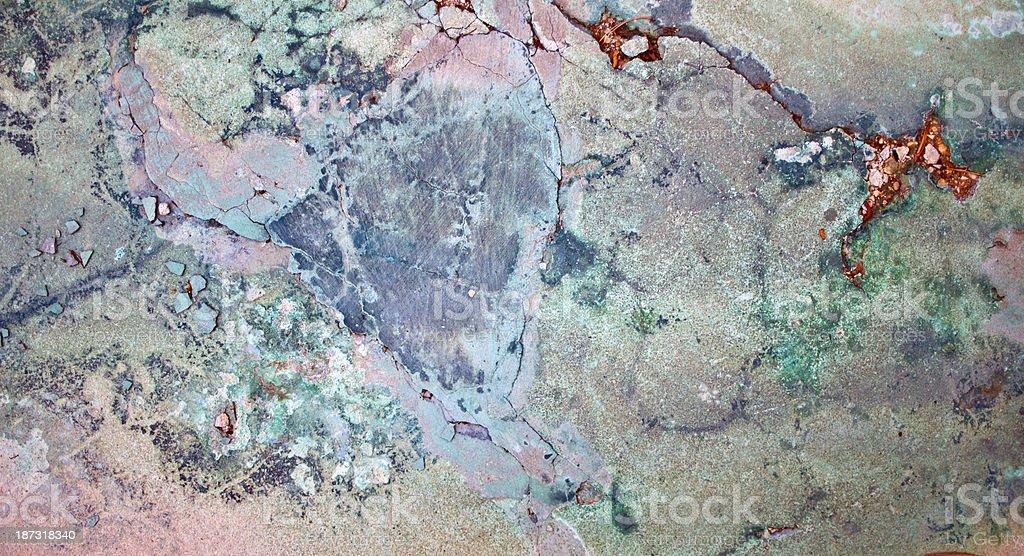 Stone Floor royalty-free stock photo
