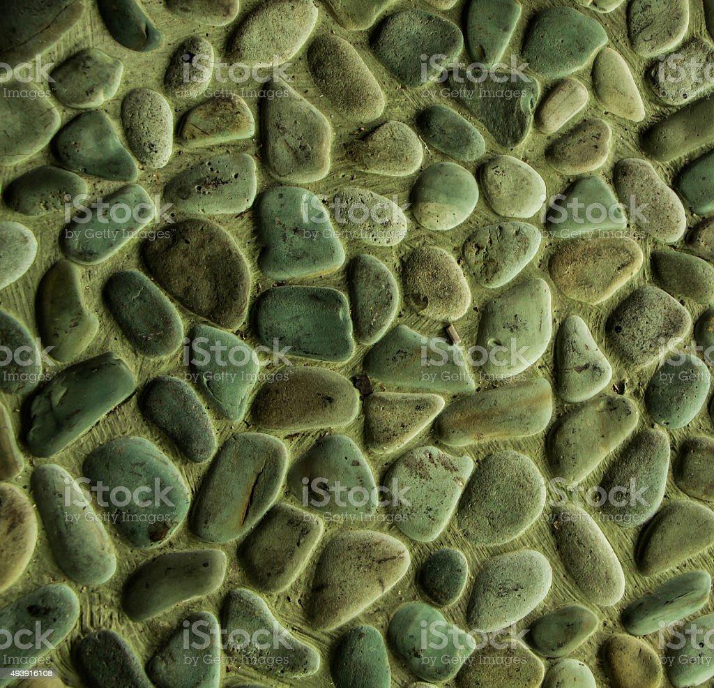 stone flooring stock photo