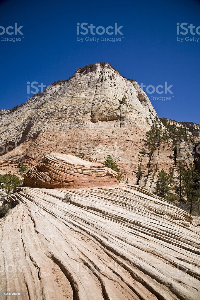 stone formation royalty-free stock photo