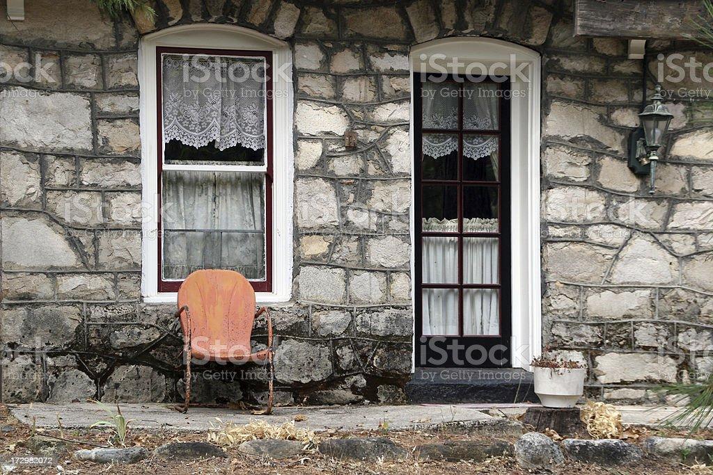 Stone Inn royalty-free stock photo
