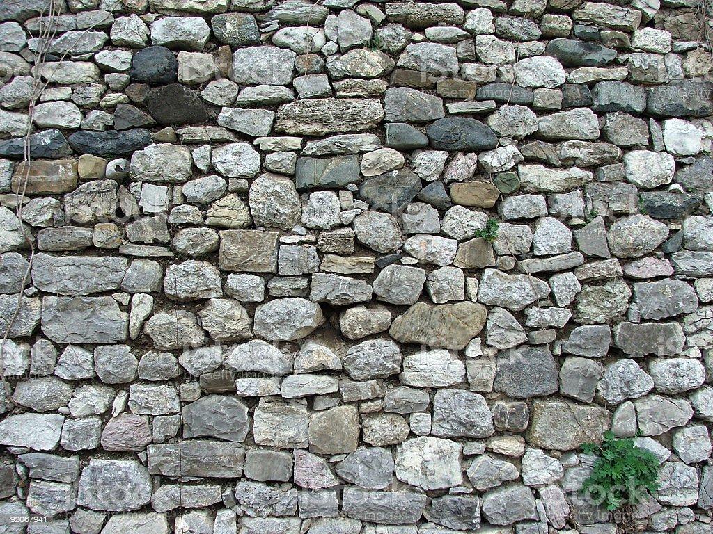 Stone royalty-free stock photo
