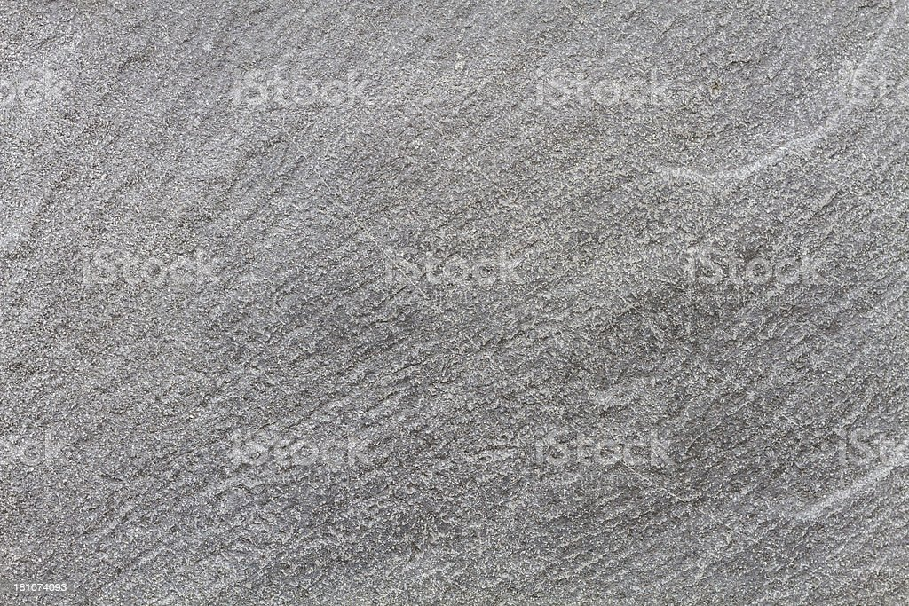 Stone plate in black and white with grain royalty-free stock photo