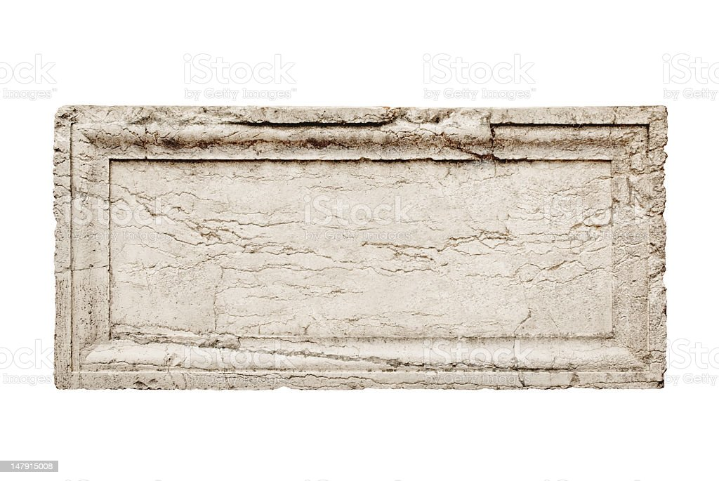 stone slab royalty-free stock photo
