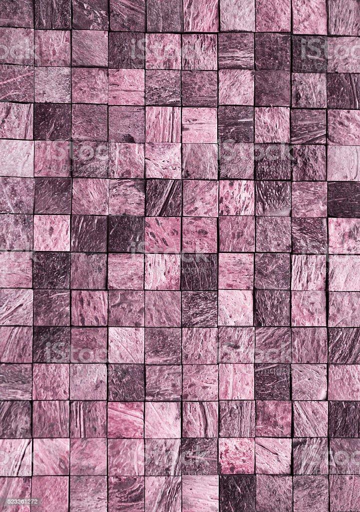 stone slabs of rhodonite stock photo