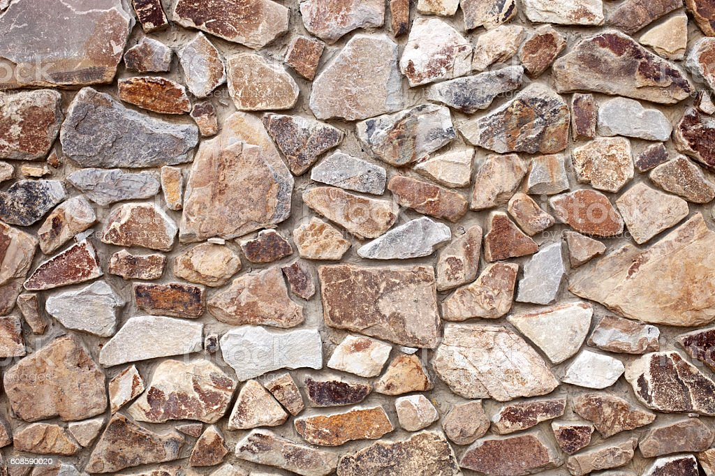Stone surface stock photo