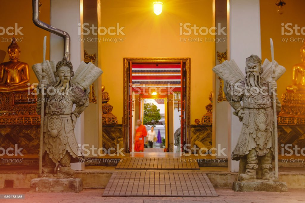 Stone Thai-Chinese style sculpture and thai door art architecture royalty-free stock photo & Stone Thaichinese Style Sculpture And Thai Door Art Architecture ... Pezcame.Com