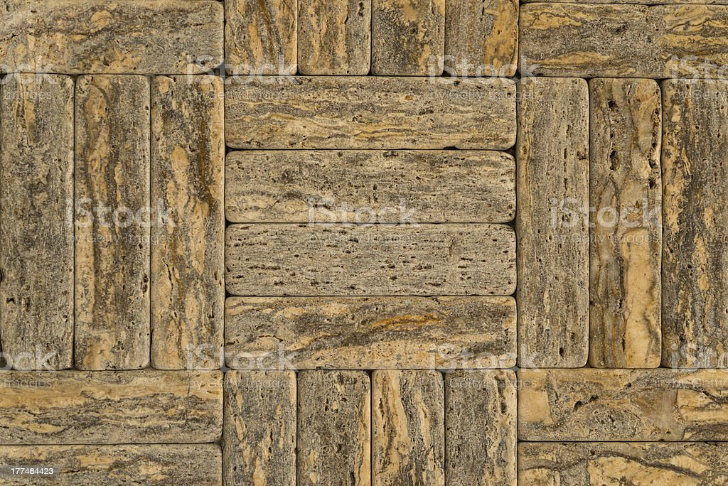 Stone Tiles royalty-free stock photo