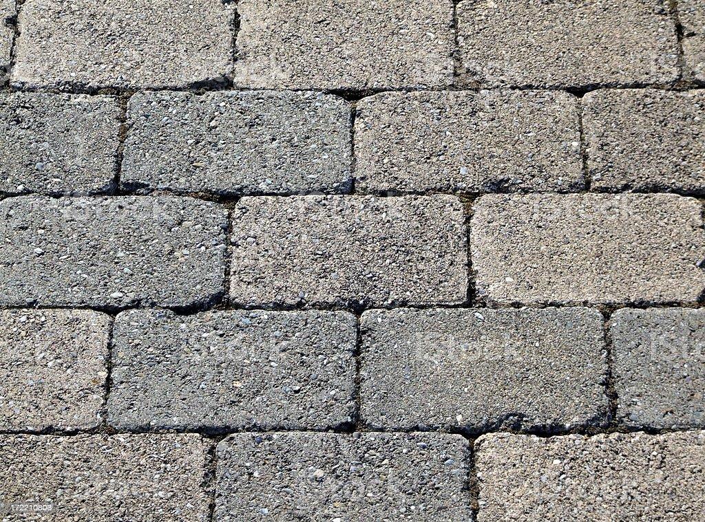 Stone Walk royalty-free stock photo