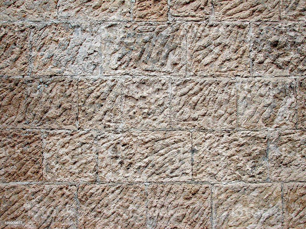 Stone Wall 01 royalty-free stock photo