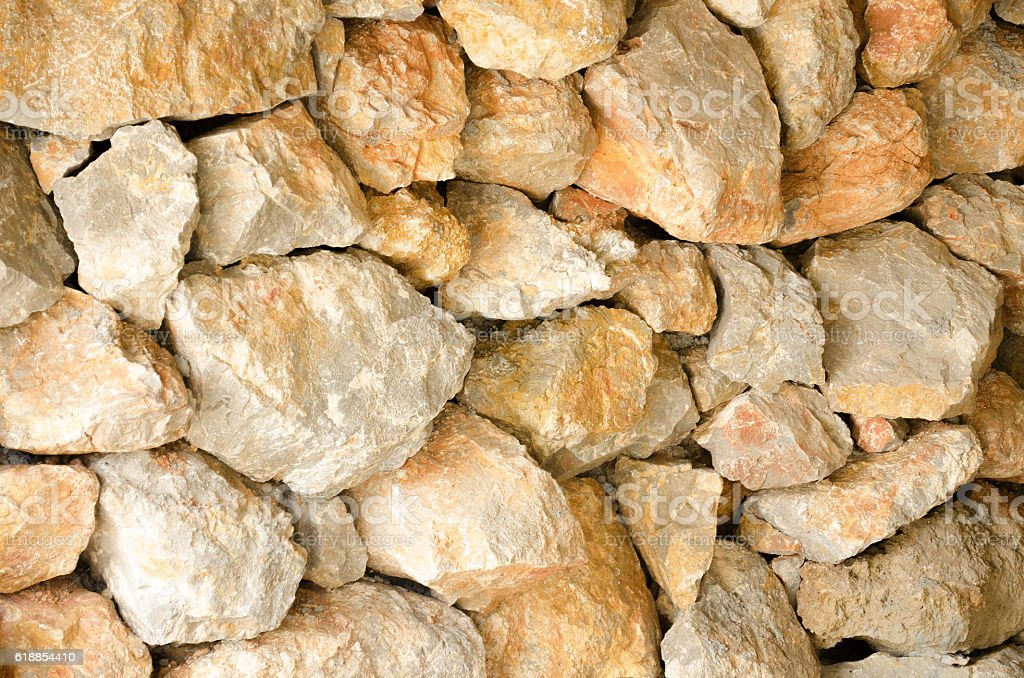 Stone wall background close-up royalty-free stock photo