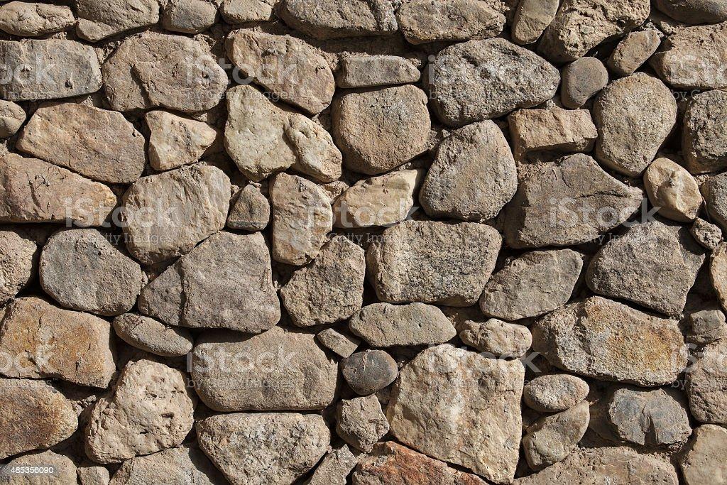 Stone Wall Background. stock photo