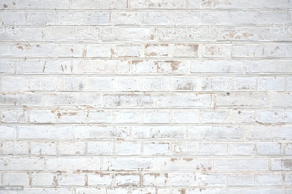Stone wall background white stock photo