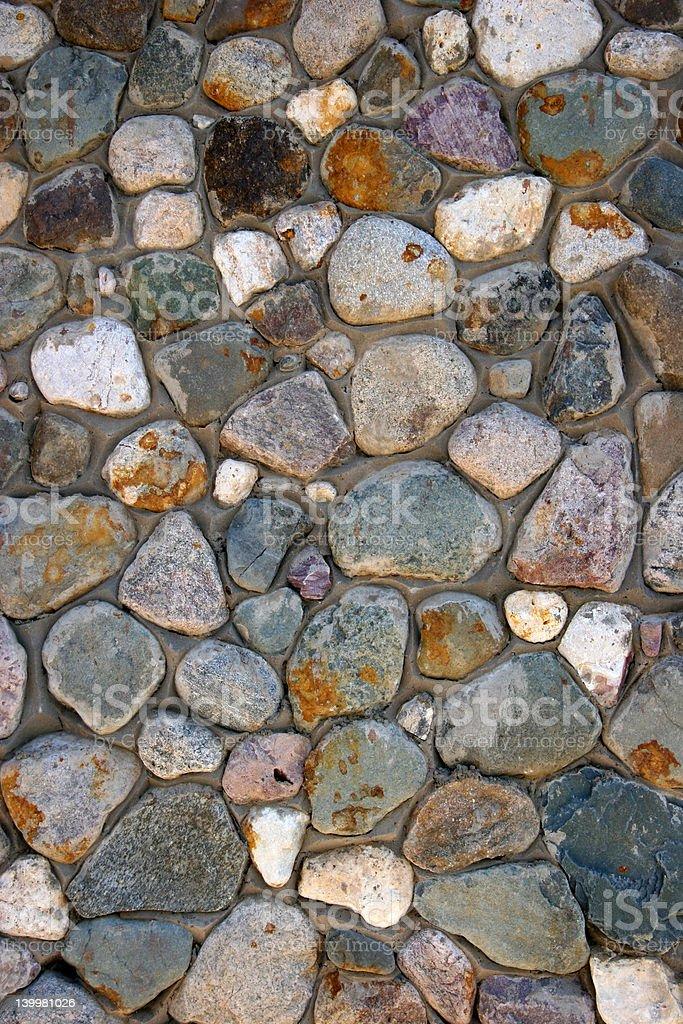 Stone Wall (7) royalty-free stock photo