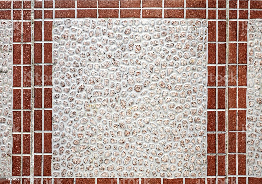 Stone Wall (Click for more) royalty-free stock photo