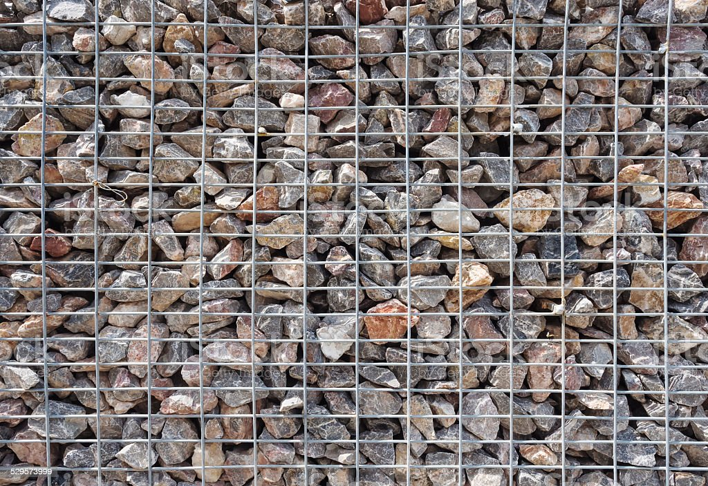 Stone wall texture background stock photo