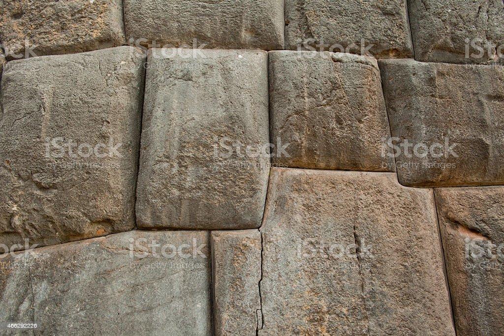 Работа с камнями в Мачу-Пикчу, Перу Стоковые фото Стоковая фотография