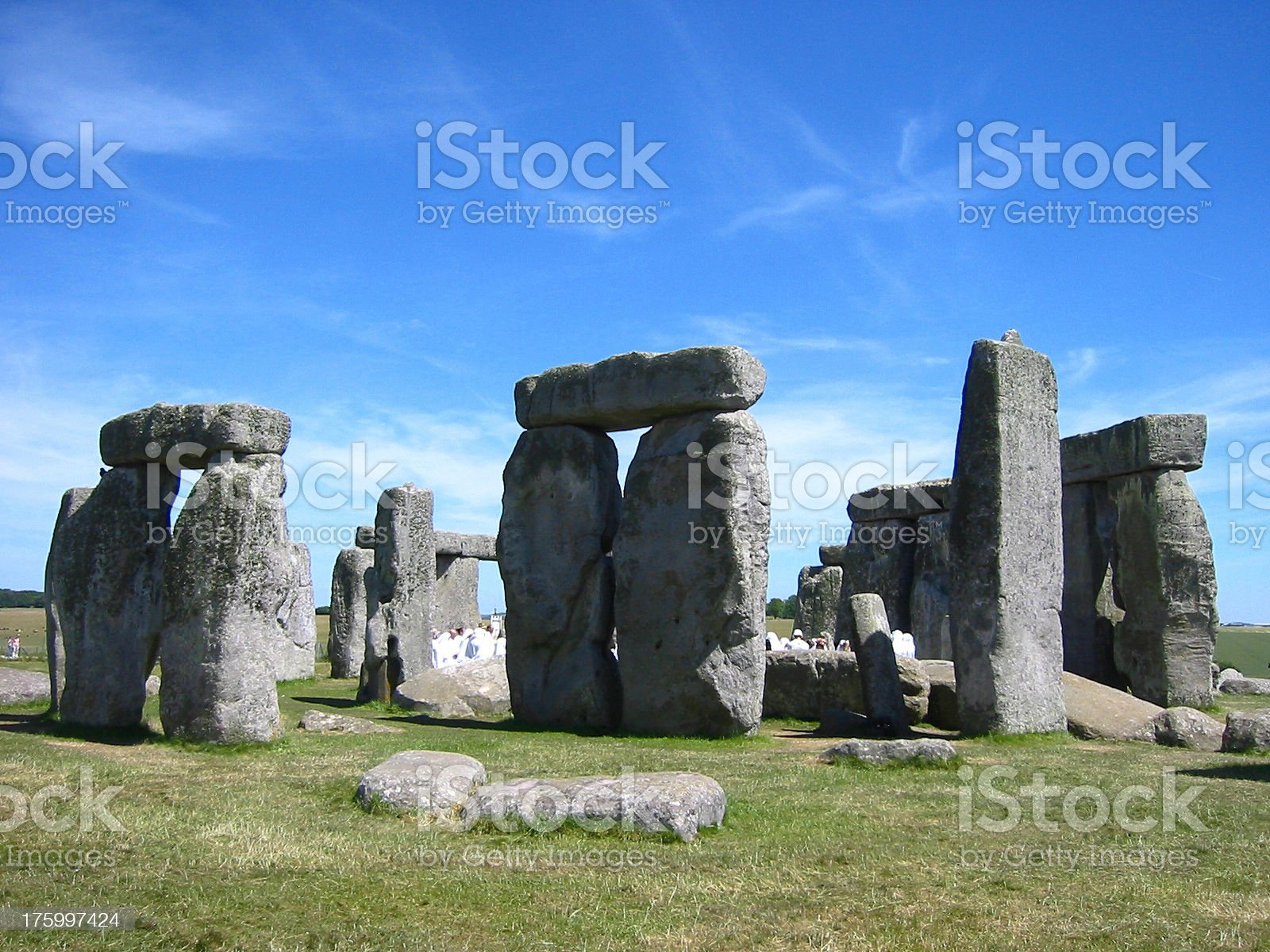 stonehenge 06 royalty-free stock photo