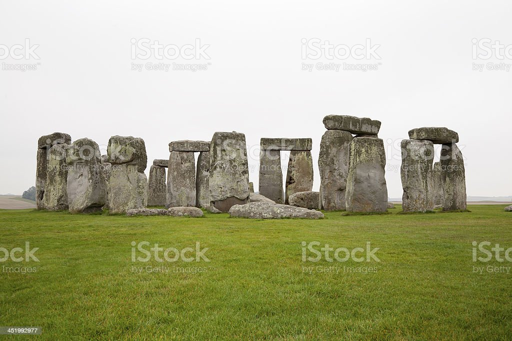 Stonehenge, England, Europe stock photo