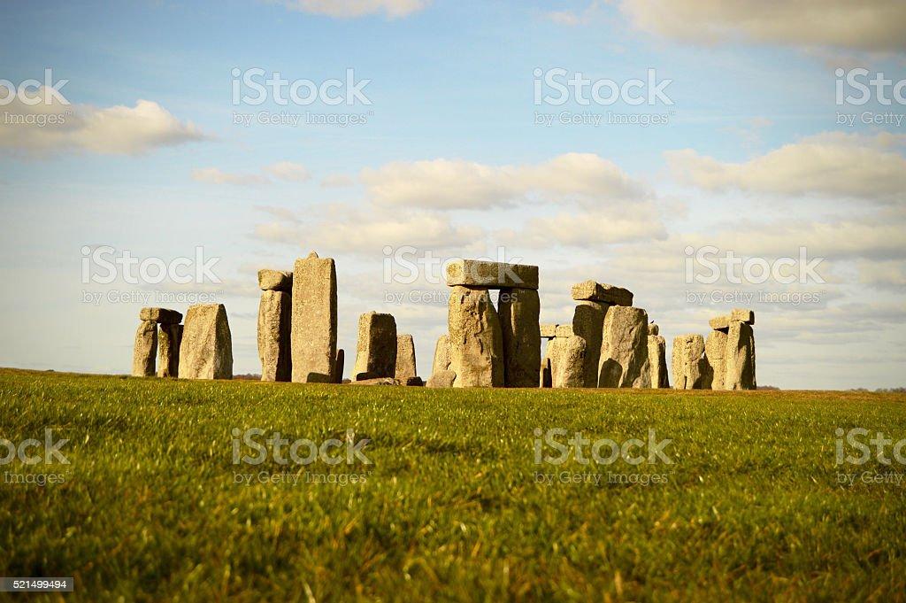 Stonehenge - England UK stock photo