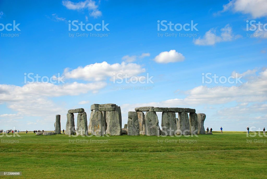 Stonehenge England United Kingdom stock photo