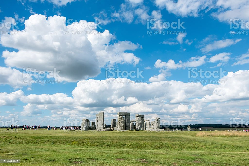 Stonehenge, England. United Kingdom stock photo