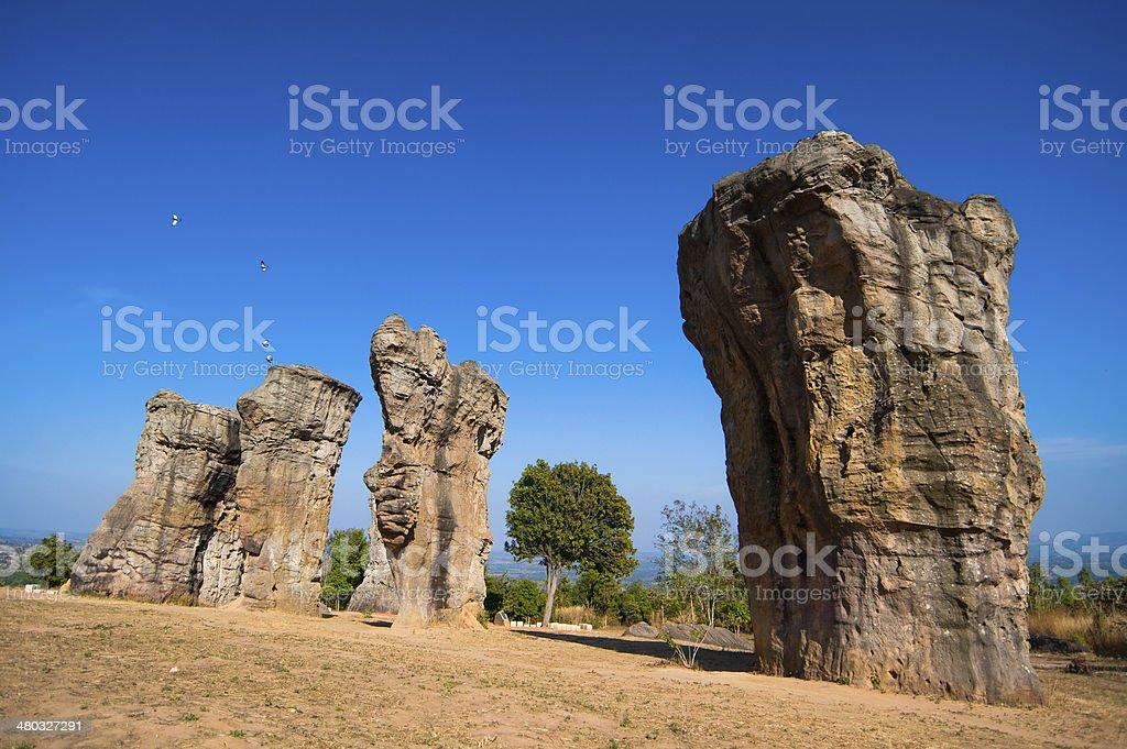 Stonehenge zbiór zdjęć royalty-free