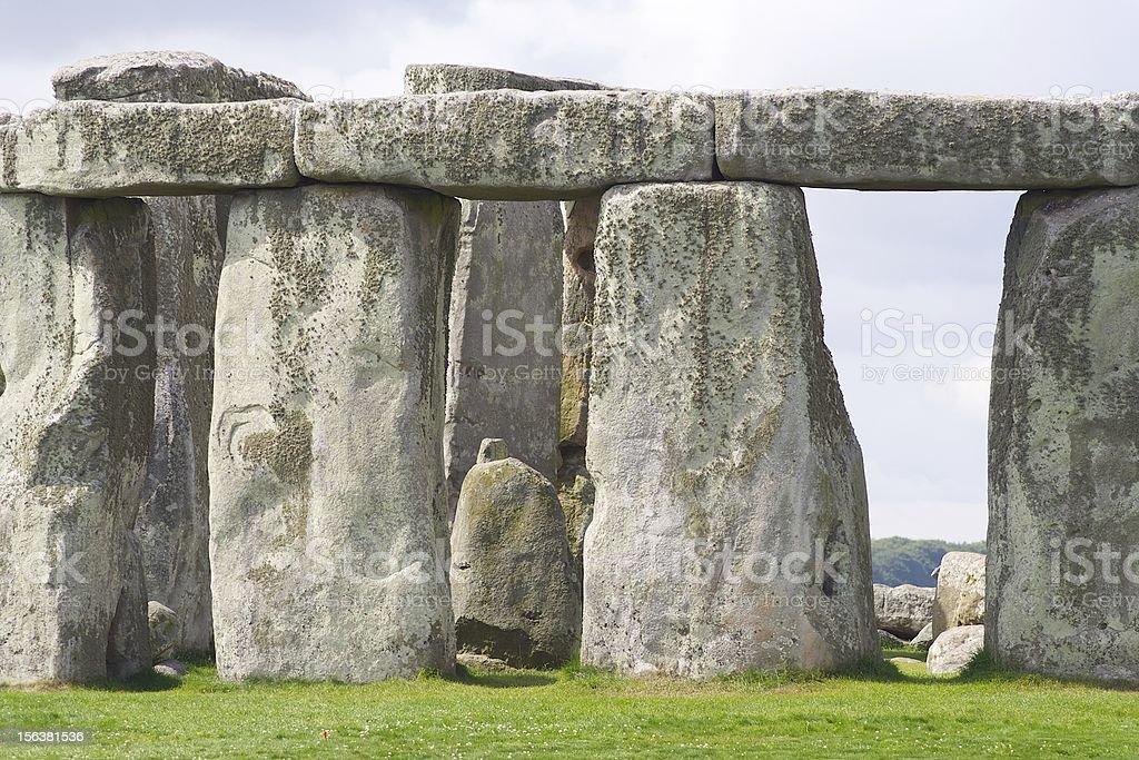 Stonehenge Table Rock royalty-free stock photo
