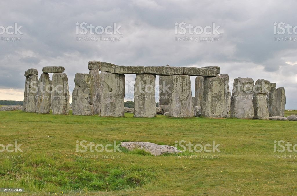 Stonehenge, United Kingdom stock photo