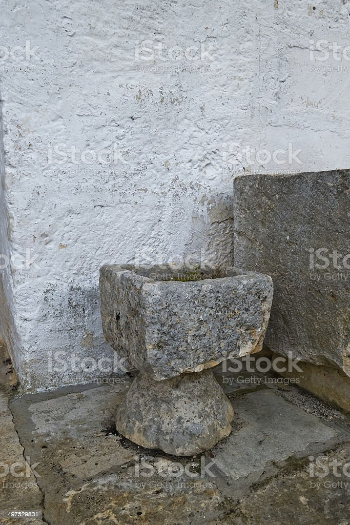 Stones and its use. royalty-free stock photo