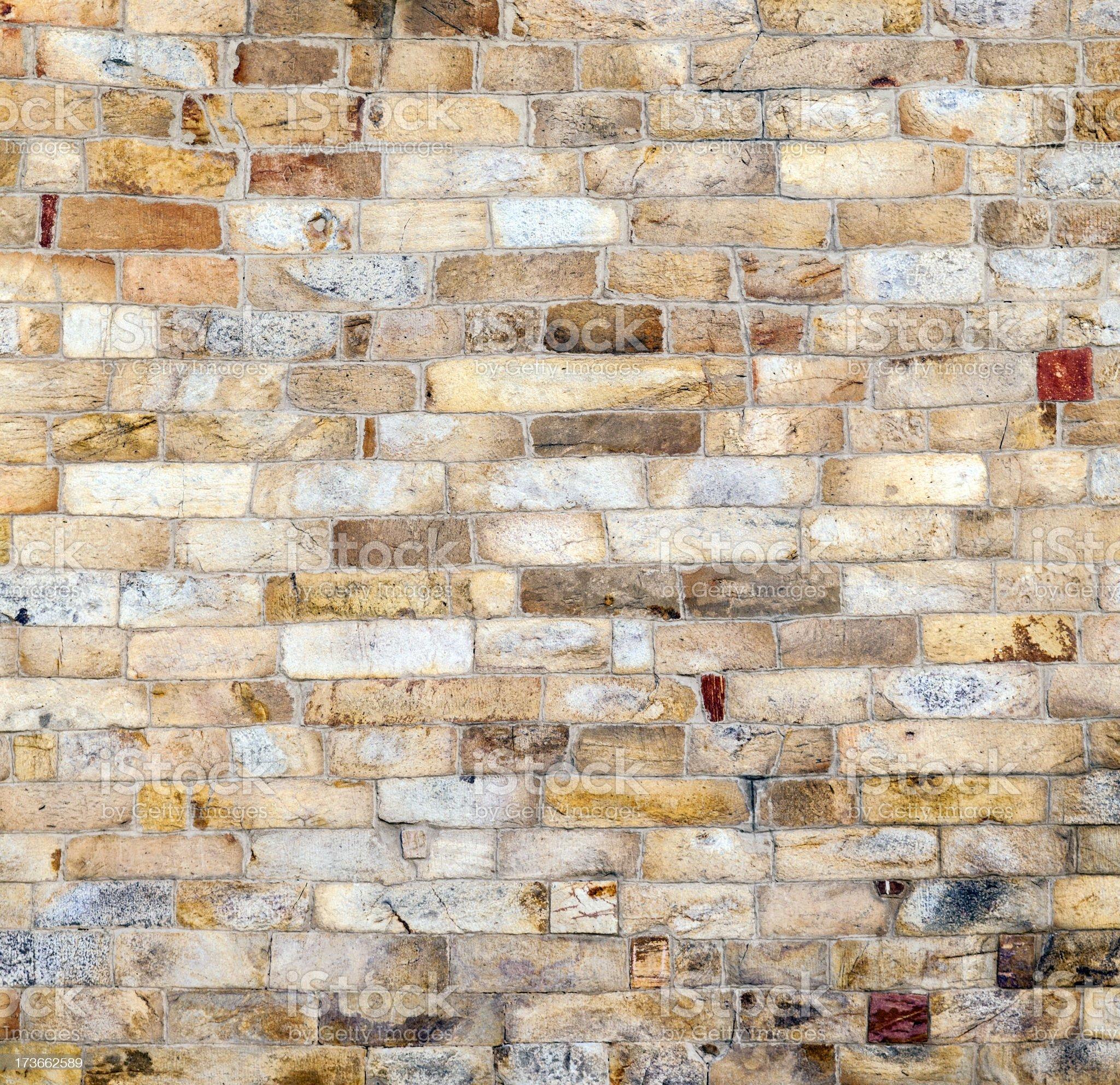 stones at the wall of Qutub Minar Tower royalty-free stock photo