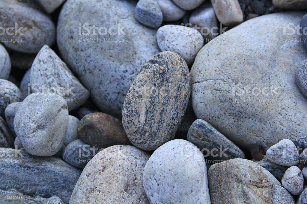 Stones- Background stock photo