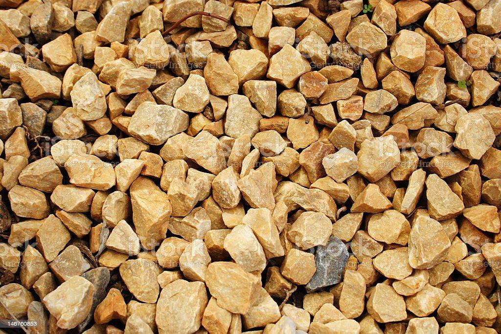 Stones pattern royalty-free stock photo