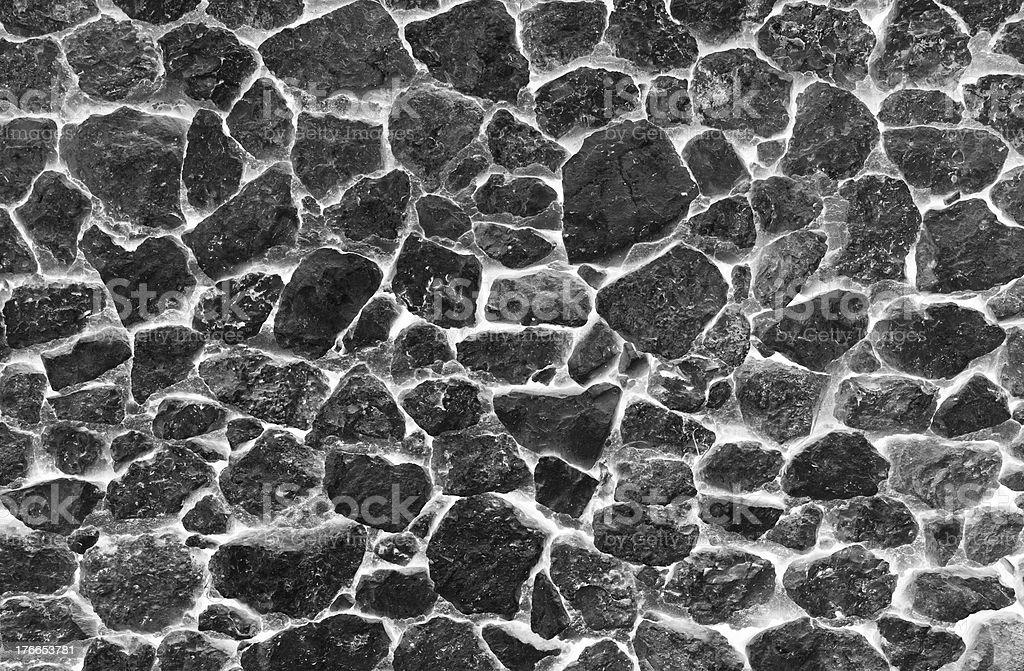 stones texture- background royalty-free stock photo