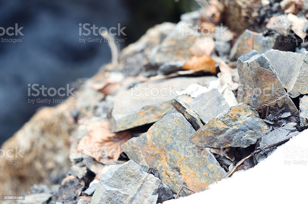Stones texture background royalty-free stock photo