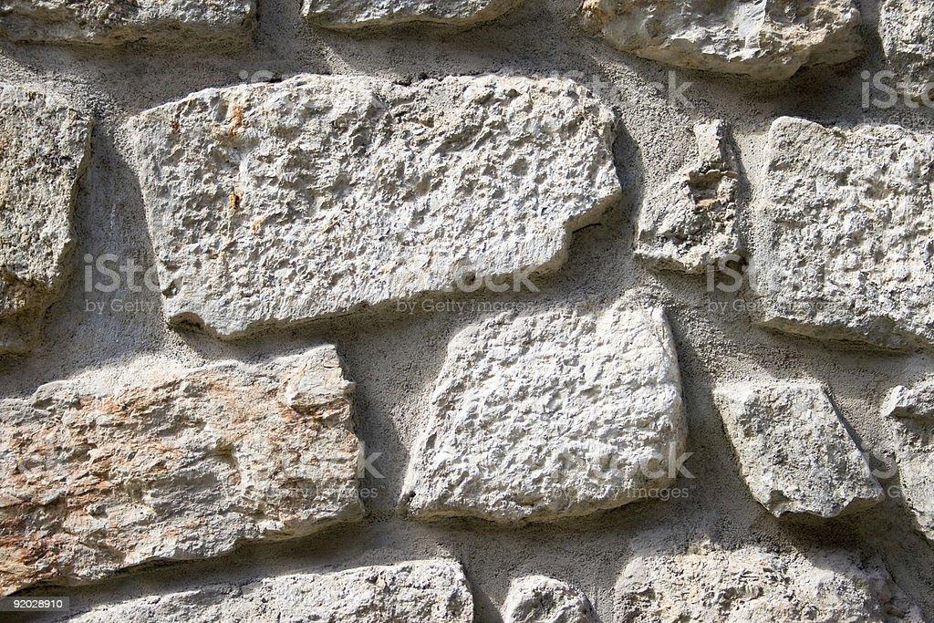 stonewall background royalty-free stock photo