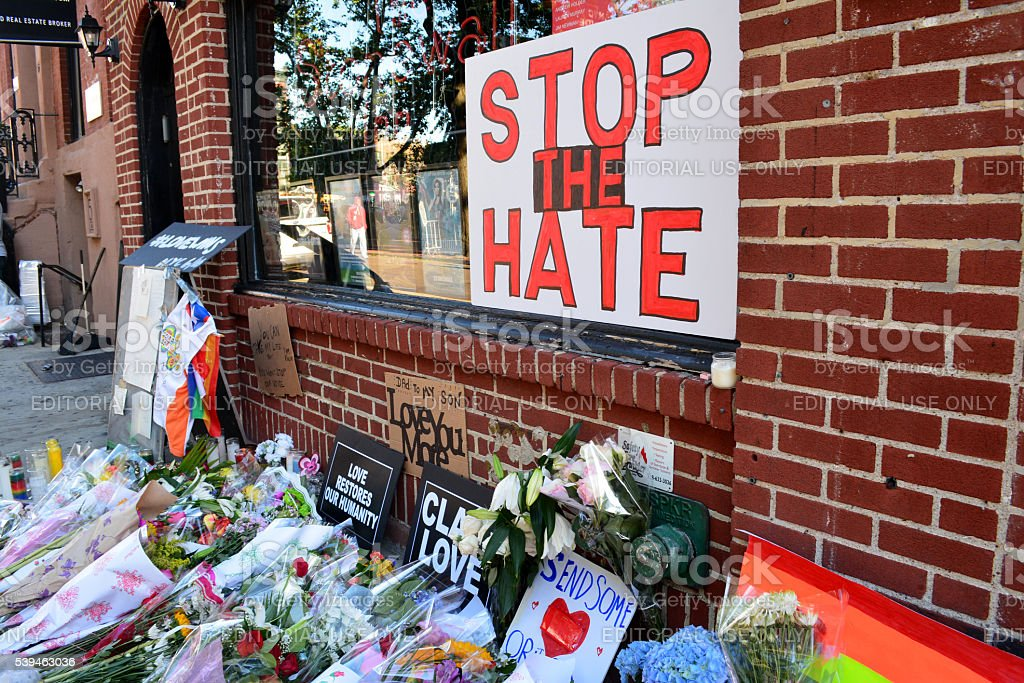 Stonewall Inn stock photo
