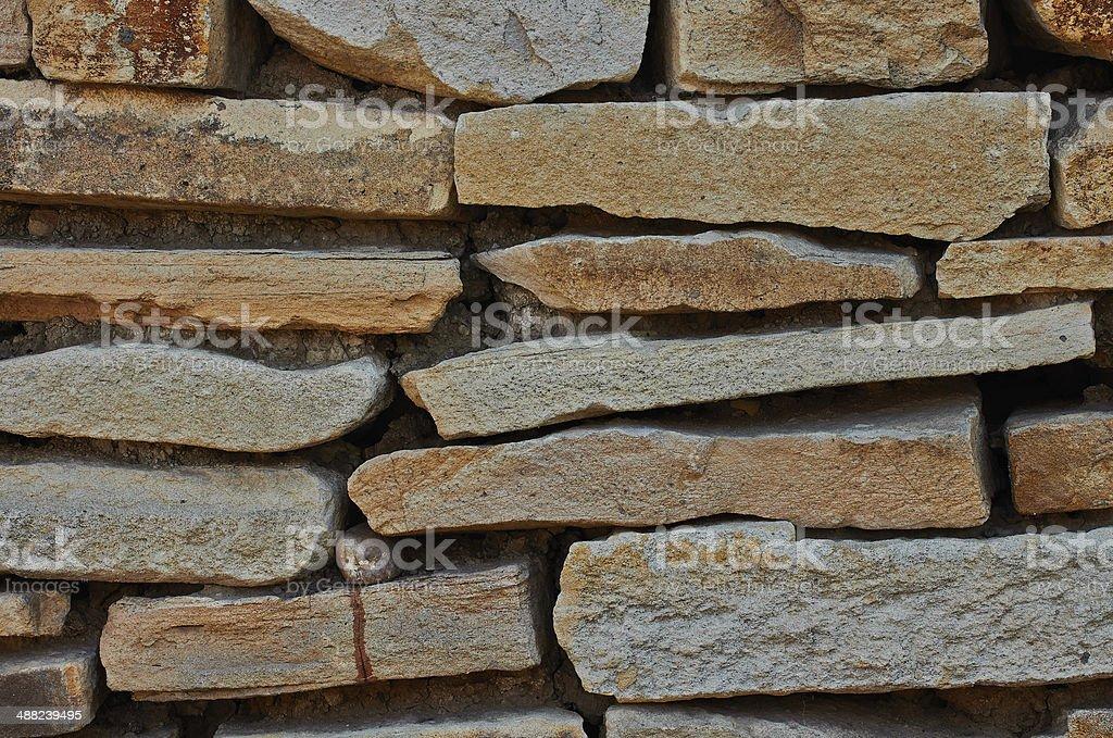 stonework royalty-free stock photo