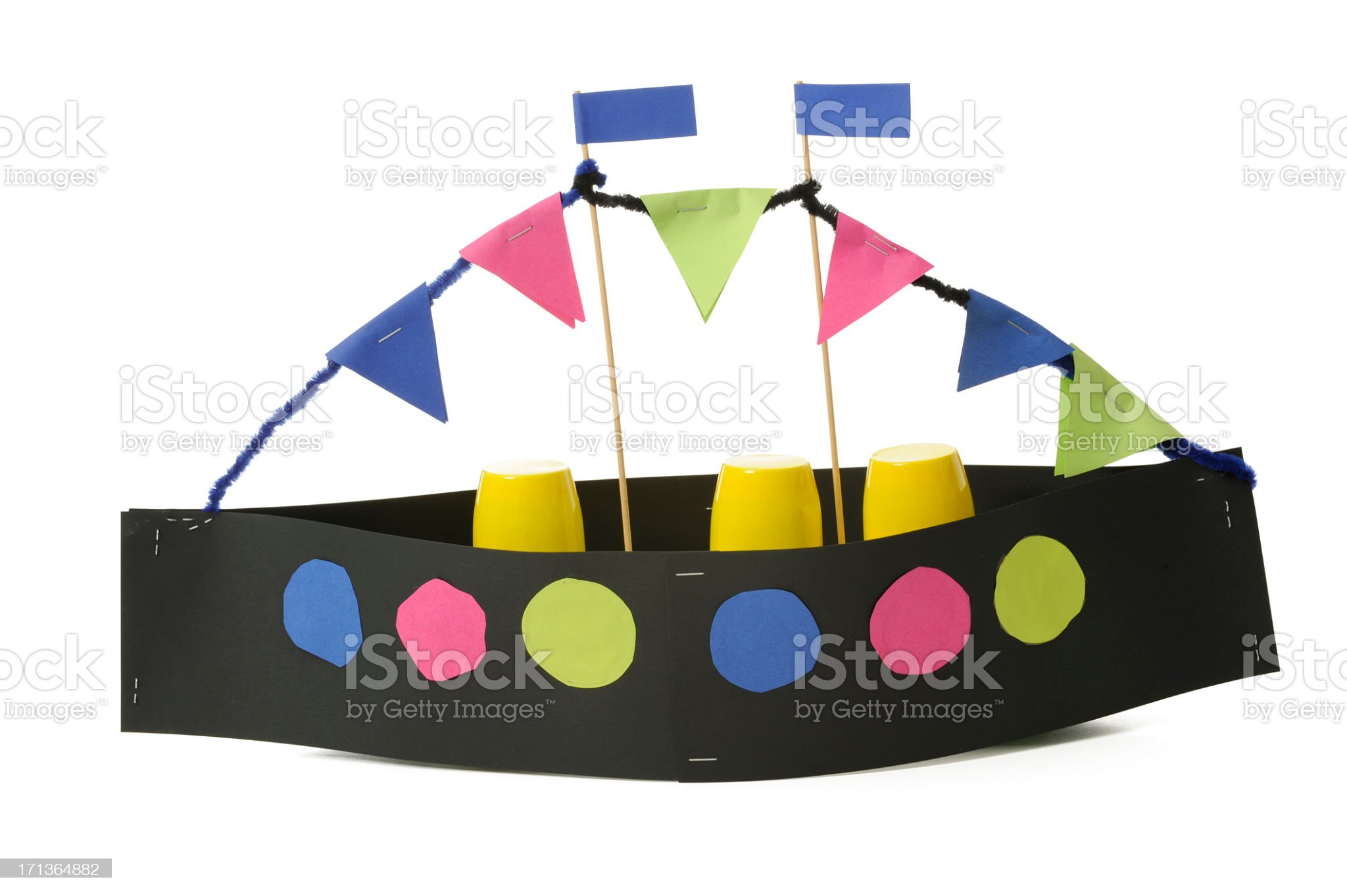 Stoomboot Sinterklaas royalty-free stock photo