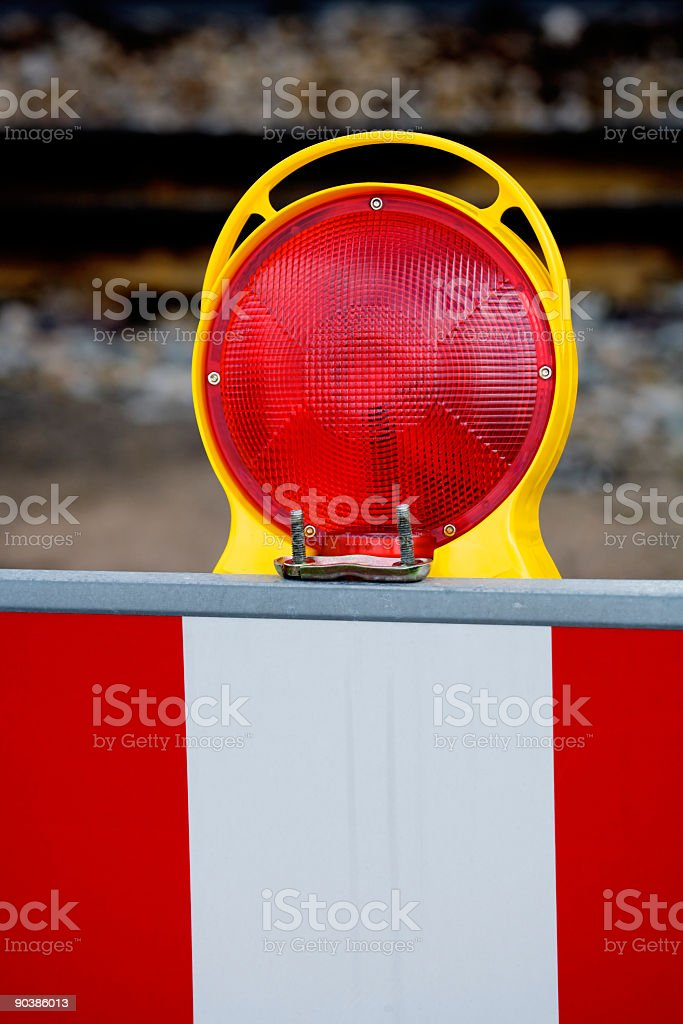 Stop here! royalty-free stock photo