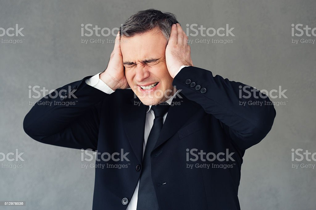 Stop it immediately! stock photo