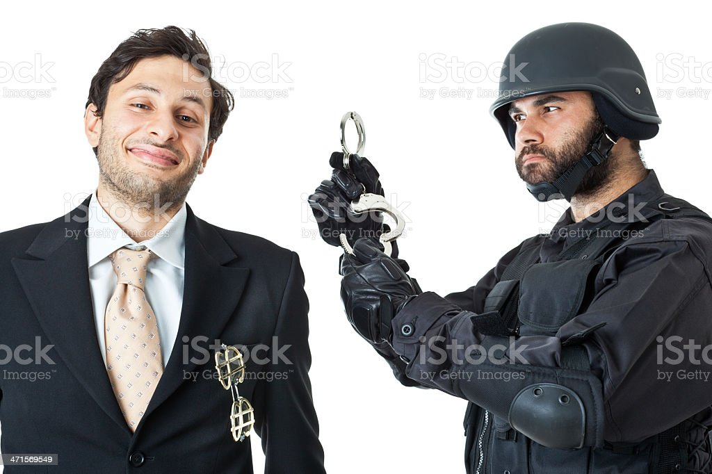stop laughing royalty-free stock photo