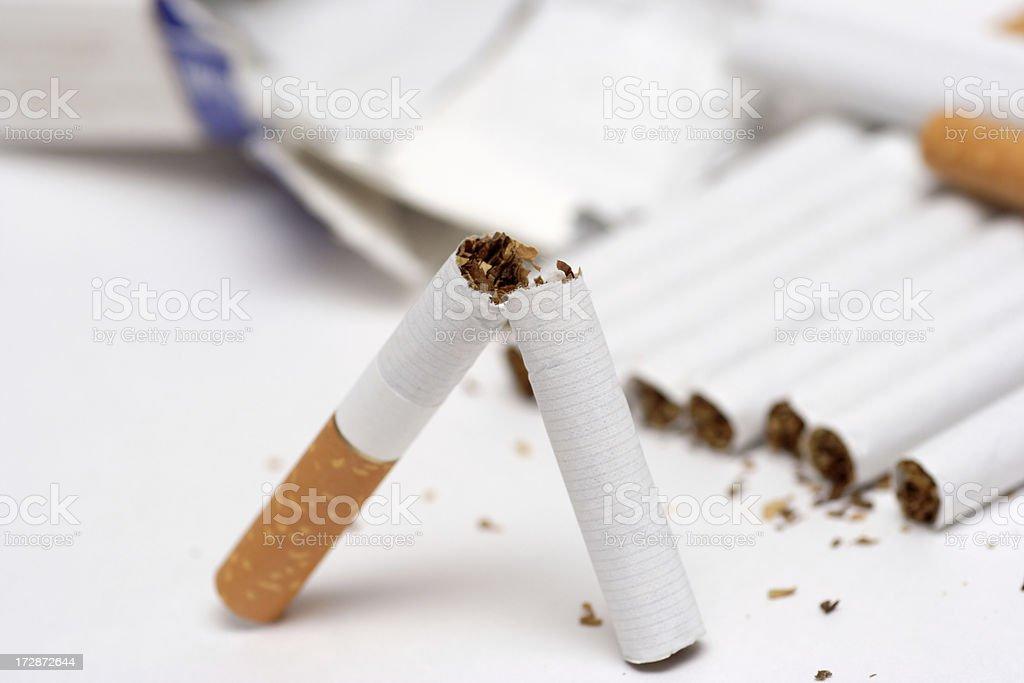 Stop Smoking! royalty-free stock photo
