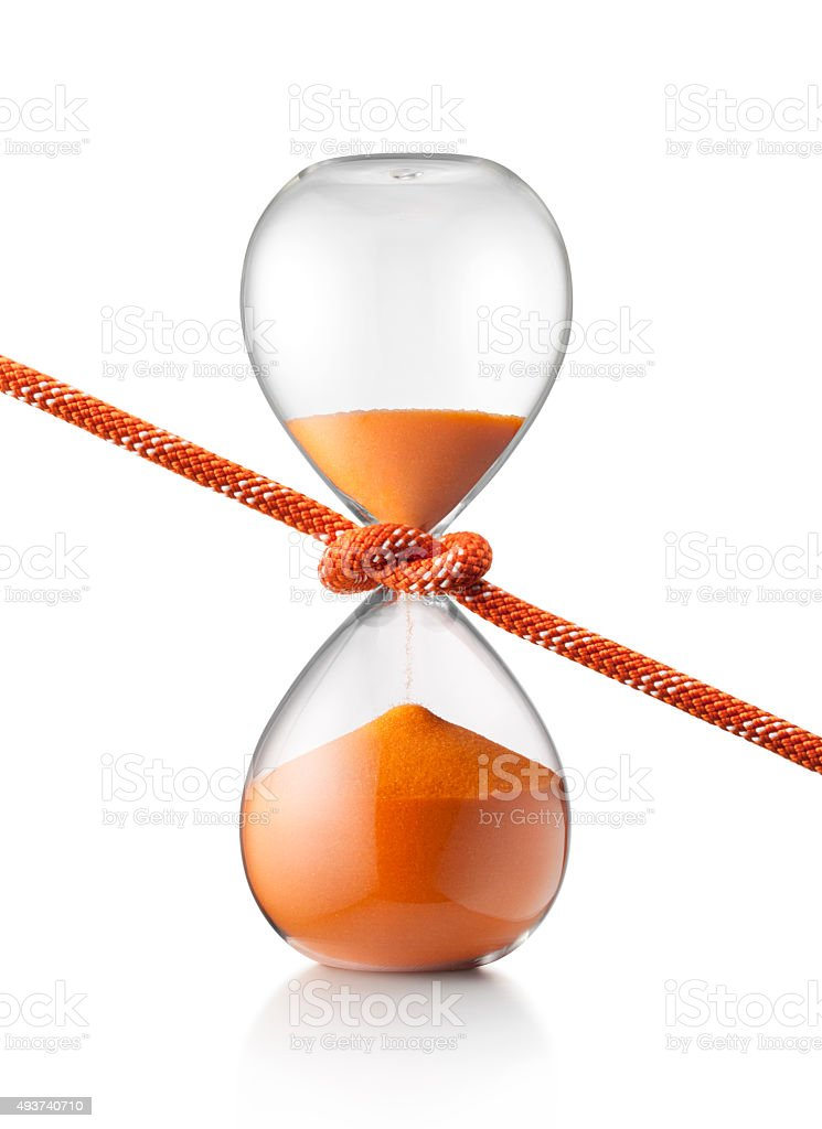 Stop time. stock photo