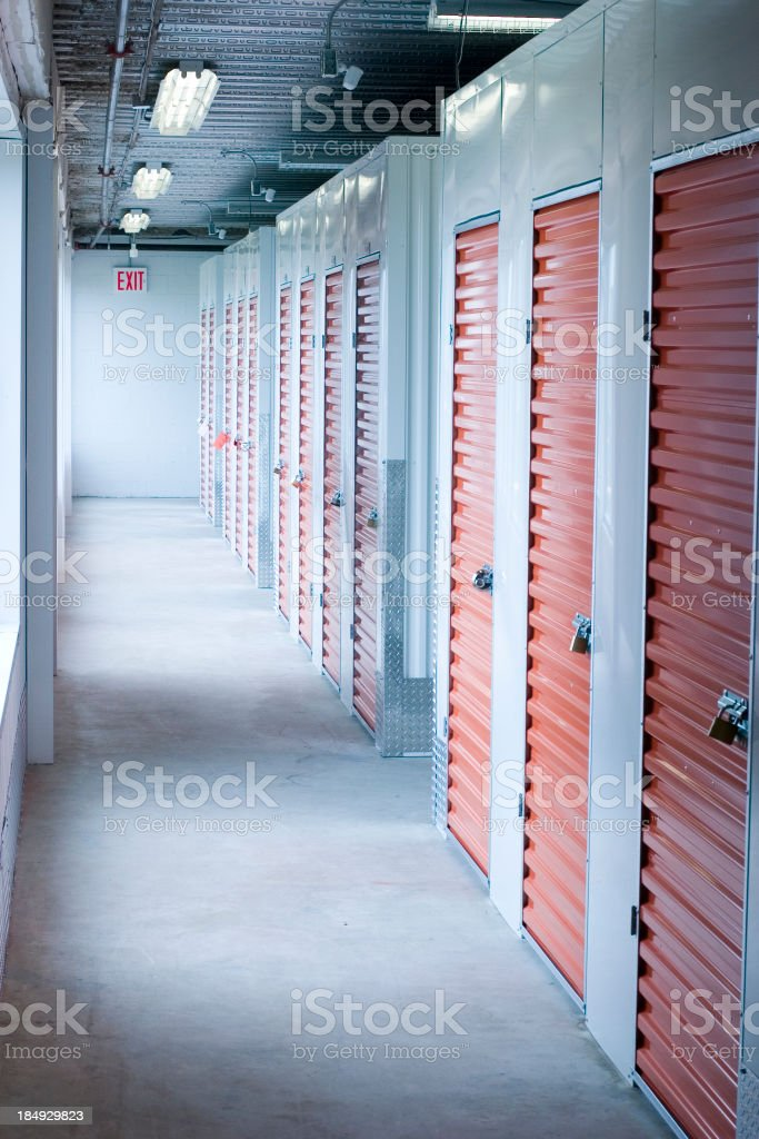 Storage royalty-free stock photo